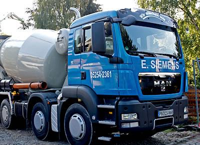 Lieblings Transportbeton aus Paderborn | E. Siemens &NV_11